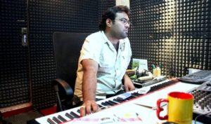 Mr. Shamanth @ Cognitive Audio Lab
