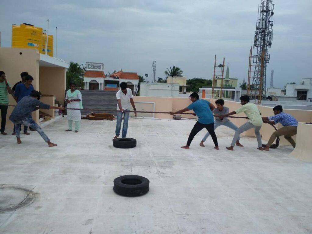 Mox Classroom |Studio | Hostel Facilities 12